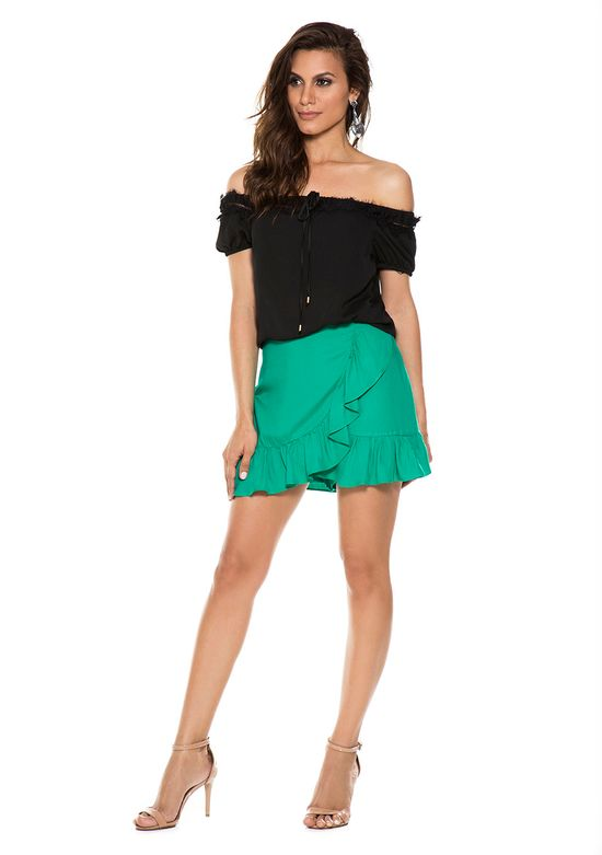Shorts-Saia-Viscose