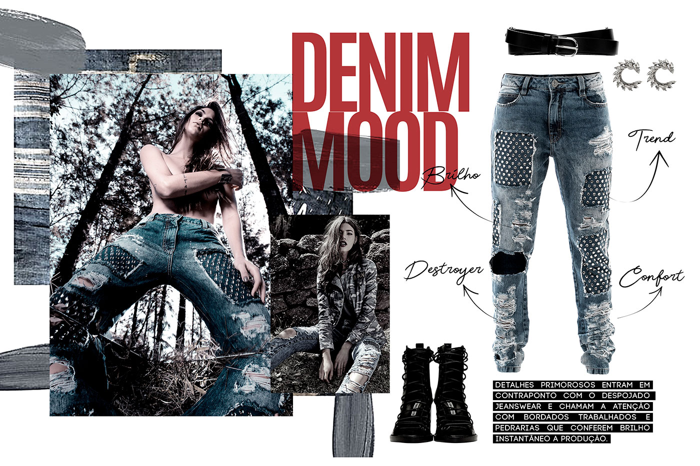 Banner - Painel Jeans