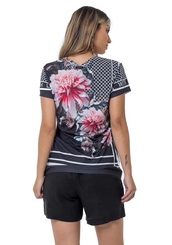 T-Shirt-Viscose-Mkn