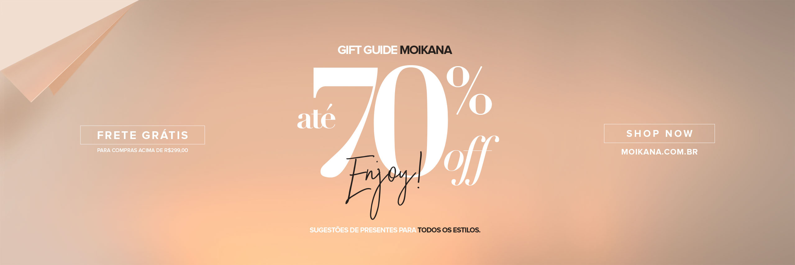 Gift 70% Off