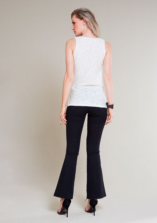 Calca-Jeans-Slim-Flare-Black-Cos-Medio