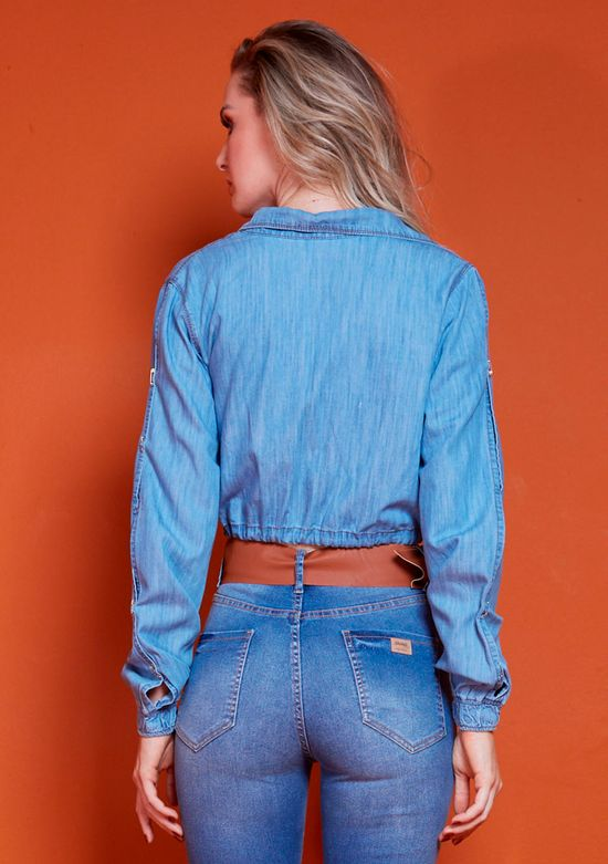 Camisa-Jeans-Cropped