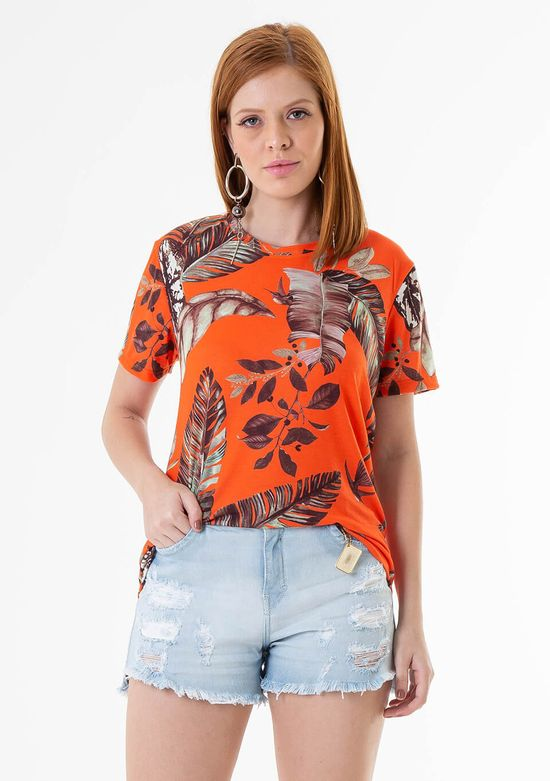 T-Shirt-Ampla-Estampada