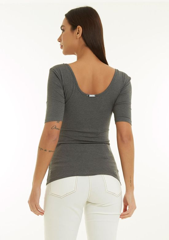 T-shirt-De-Viscose-Lisa---Mescla-P